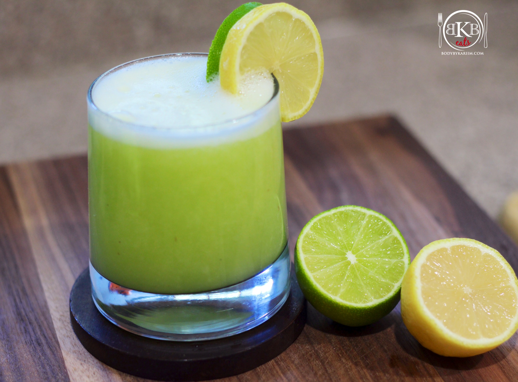 Lemon Lime Detox