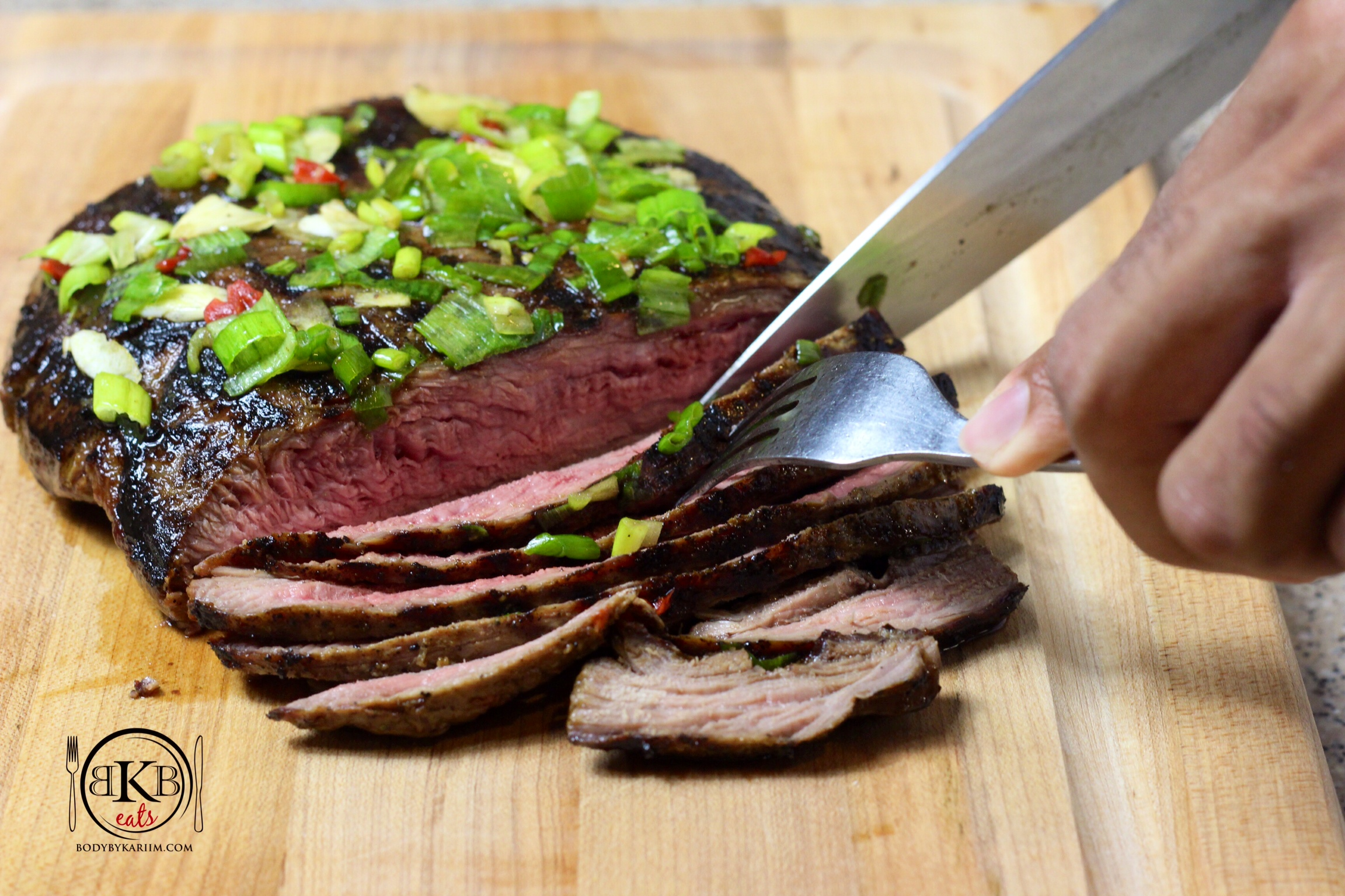 Flank steak 1